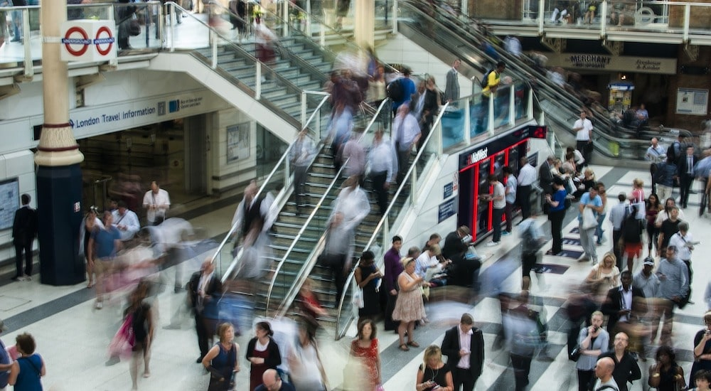 Newsflash! London Is NOT The UK's Most Stressed Out City