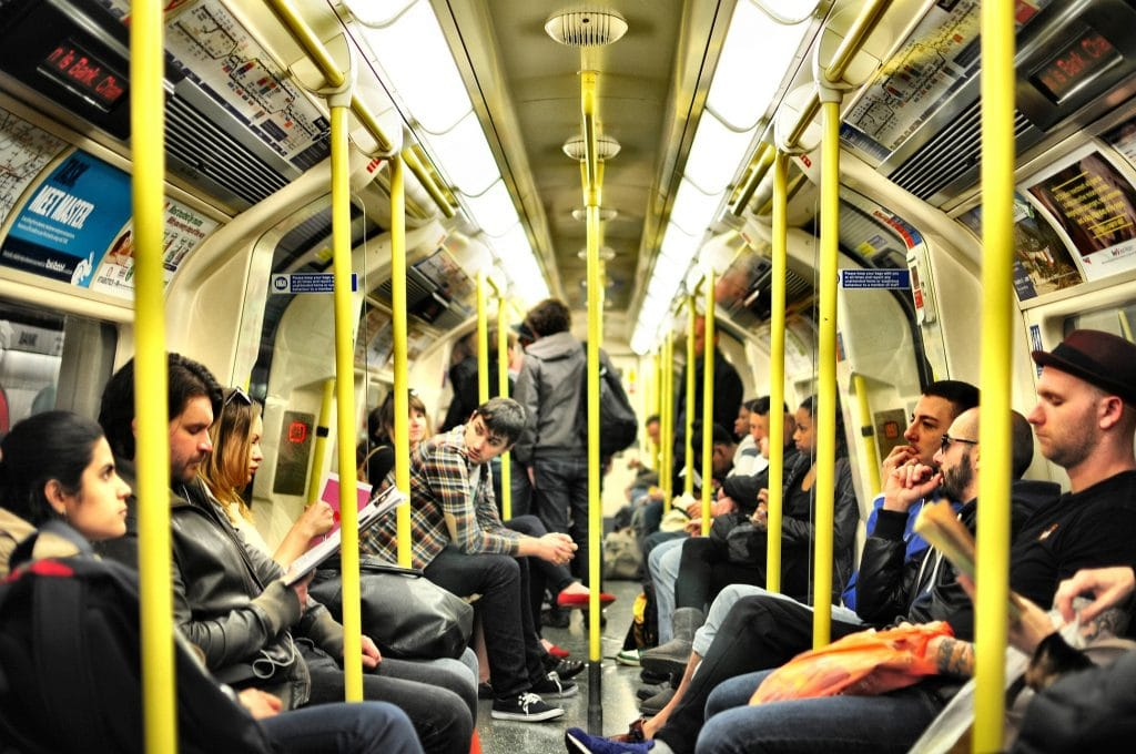 London university guide: tube