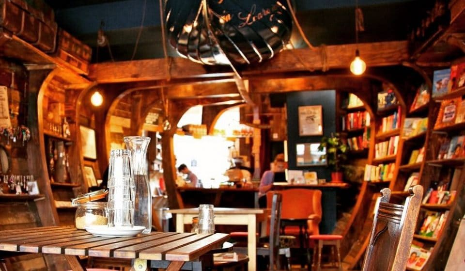 Inside London's Wonderful Pirate-Themed Cafe • The Ship Of Adventures