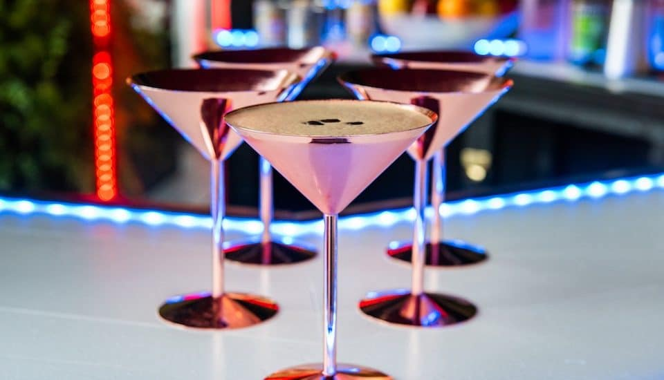 A Bottomless Cocktail Making Experience Has Popped Up In Bloomsbury