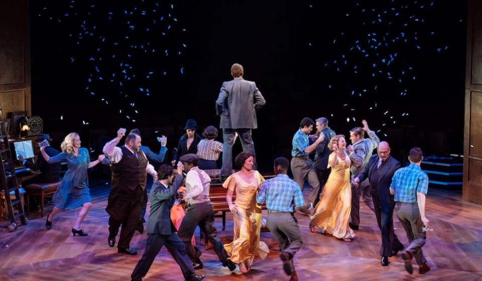 """""""It's A Dancing Delight!"""" Francesca Mills, Of The American Clock, At The Old Vic"""