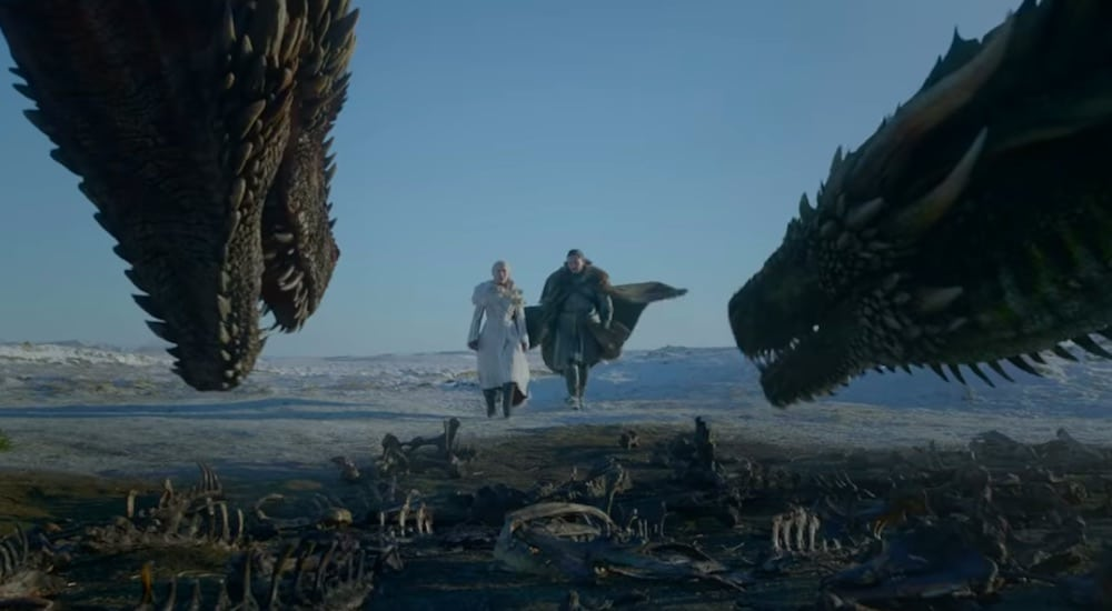 Watch The First Official Trailer For Game Of Thrones Season 8