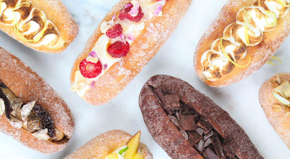 Award-Winning Pastry Chefs Have Opened A Gourmet Doughnut Shop In London