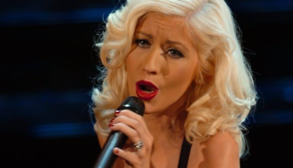 Christina Aguilera Has Just Announced Her First UK Tour In 13 Years