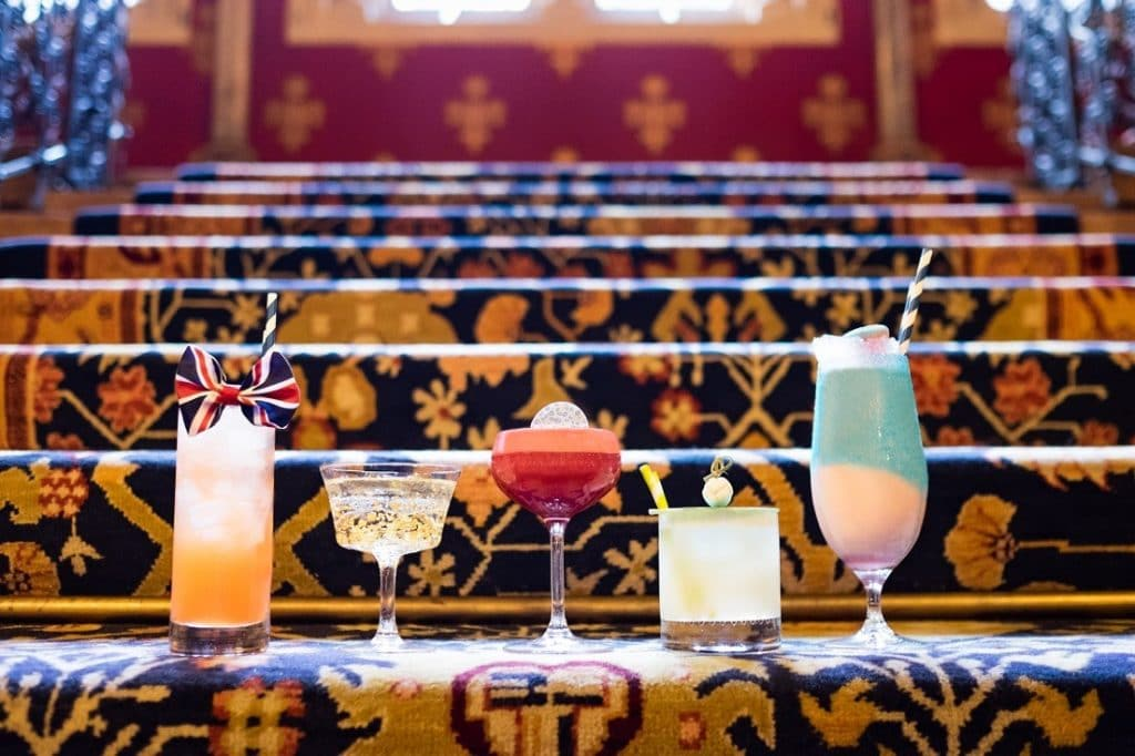 Spice Up Your Life With These Spice Girls-Themed Cocktails