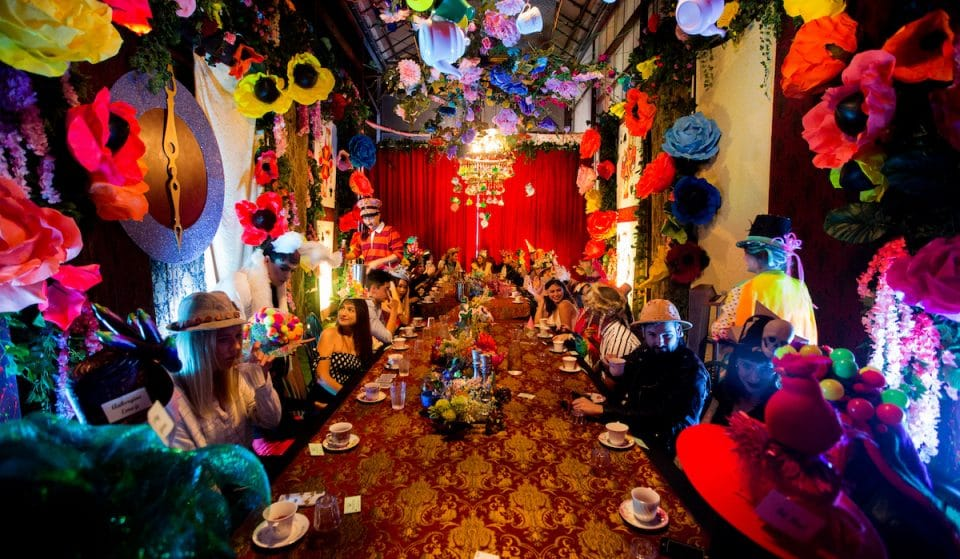 The Mad Hatter's G&T Party Is Coming To London – And It Sounds Like A Wonderland