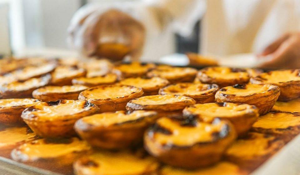 The Delicious Pastel De Nata Cafes Of Covent Garden  • Santa Nata