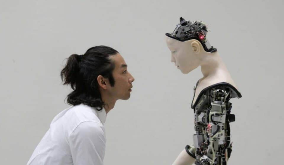 A Stunning Festival Of Artificial Intelligence Arrives At The Barbican Next Month