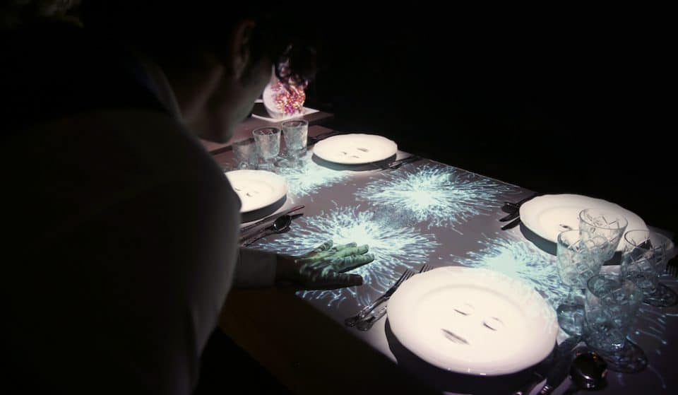 Watch A Story Come Alive On Your Plate At This Magical, Immersive Dining Experience