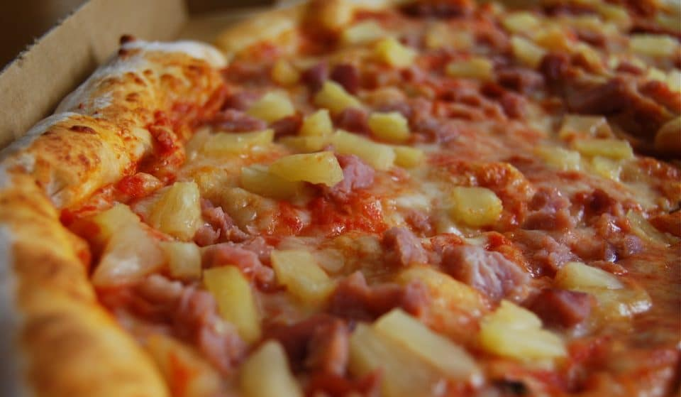 This London Restaurant Is Throwing An Exclusive Party For Pineapple Pizza Lovers
