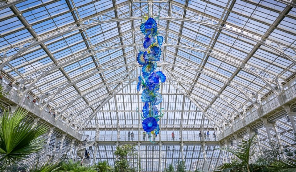 These Breathtaking Glass Sculptures Have Come To Kew Gardens