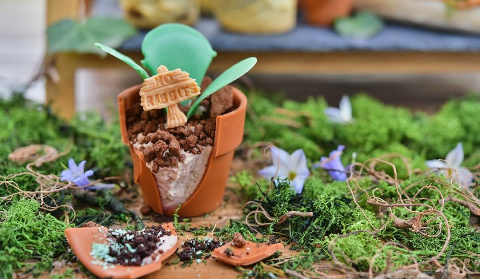We're Hopping Mad For This Peter Rabbit-Themed Afternoon Tea