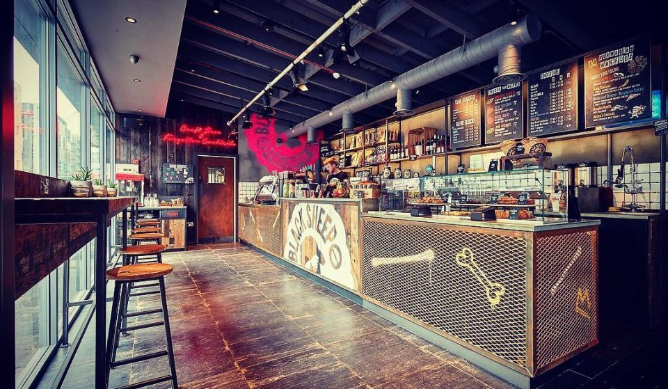 The London Coffee Shop That's Making The World A Better Place • Black Sheep