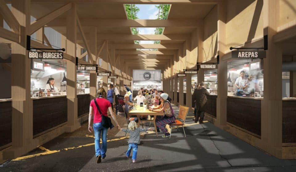 East London Is Getting A Delicious, Sustainable Food Market