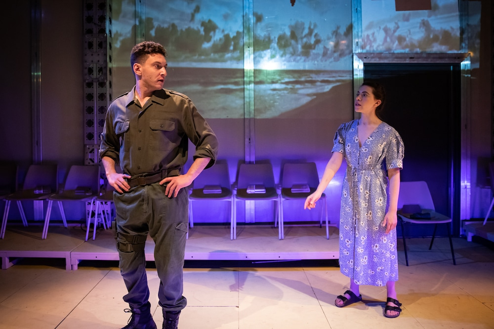 A Tragic Love Story Is Told In This Profoundly Moving Play At The Pleasance Theatre