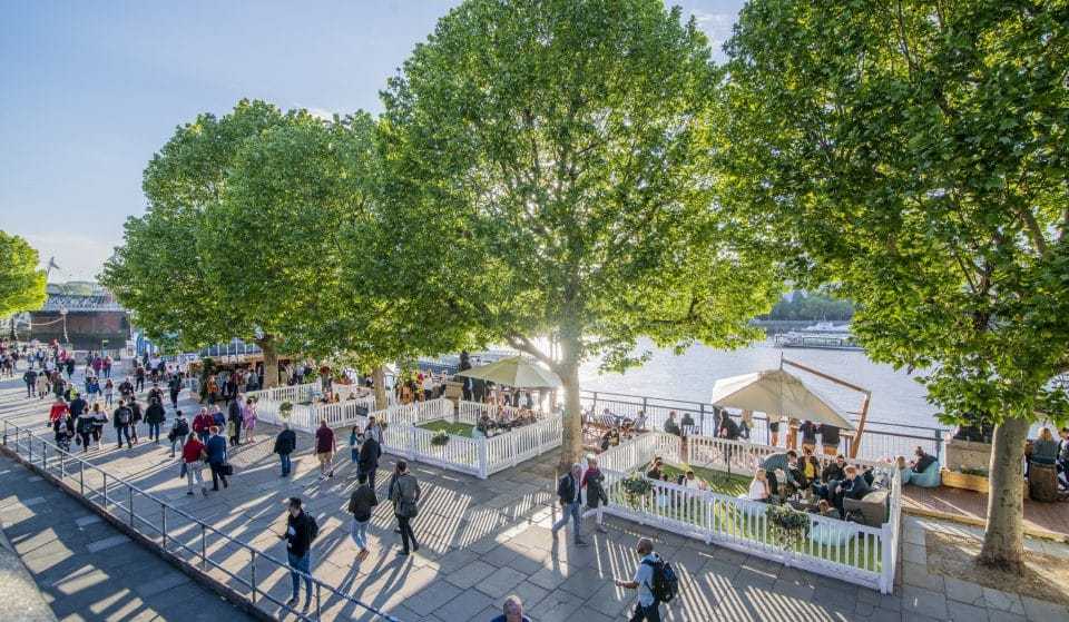 This Sweet Summer Pop-Up Brings Riverside BBQ Spots To The South Bank