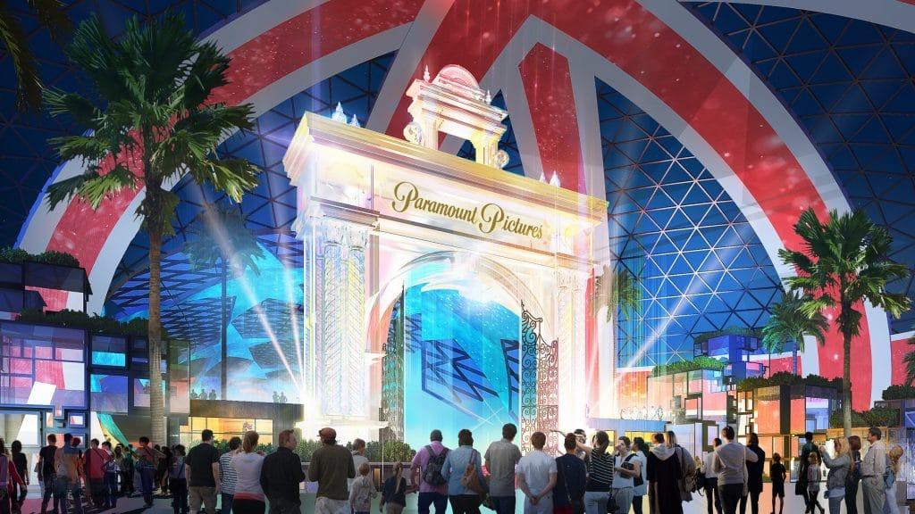 London theme park