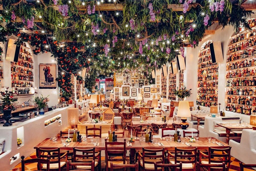 Prettiest Restaurants In London Dine In Style At These Gorgeous Spots