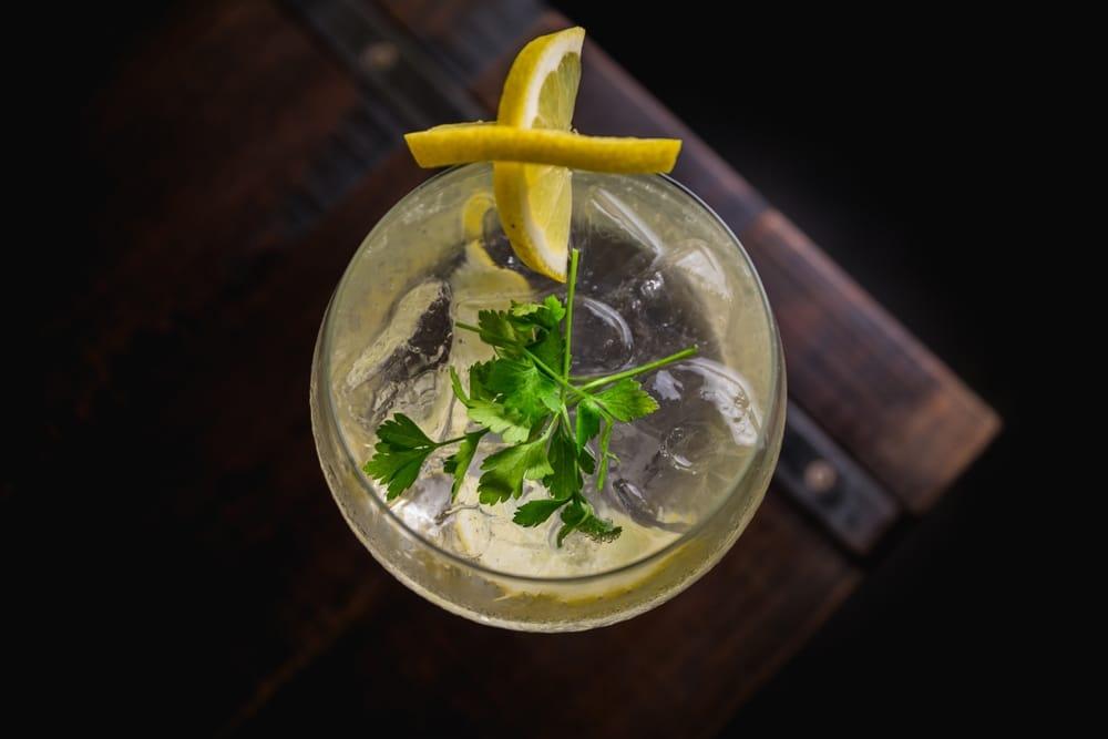 Bottomless gin brunch