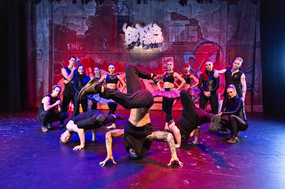 Ballet And Street Dance Combine In This Unique Show At The Peacock Theatre