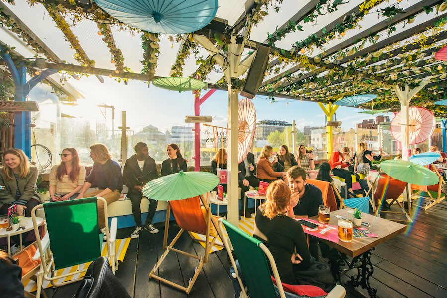 Rooftop Bars In London: The Greatest Rooftop Spots In Town [2020 Guide]