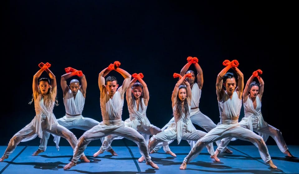 This London Theatre Showcases Incredible Dance Shows From All Over The World