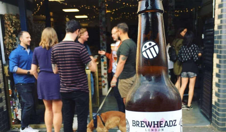 This Epic Jaunt Through London Will Take You To 17 Brilliant Breweries