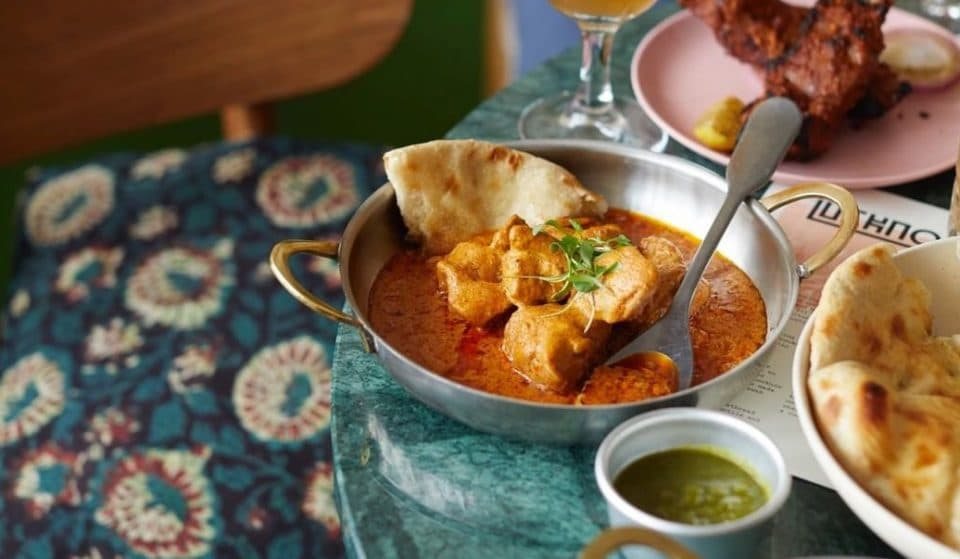 You Can Find These Magical, Melting Curries Just Off Oxford Street