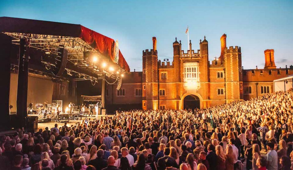 Busted Are Playing Their Greatest Hits At This Stunning London Palace