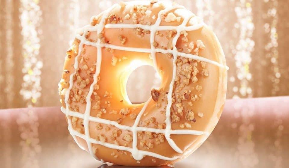 Krispy Kreme Is Launching A Secret Speakeasy In London's West End