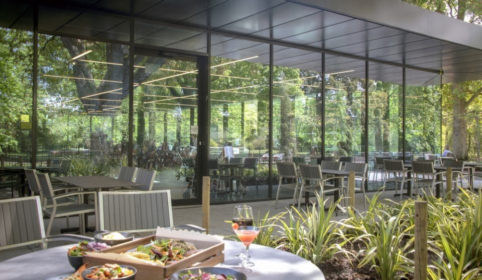 Kew Gardens Have Just Opened A Panoramic Glass Restaurant