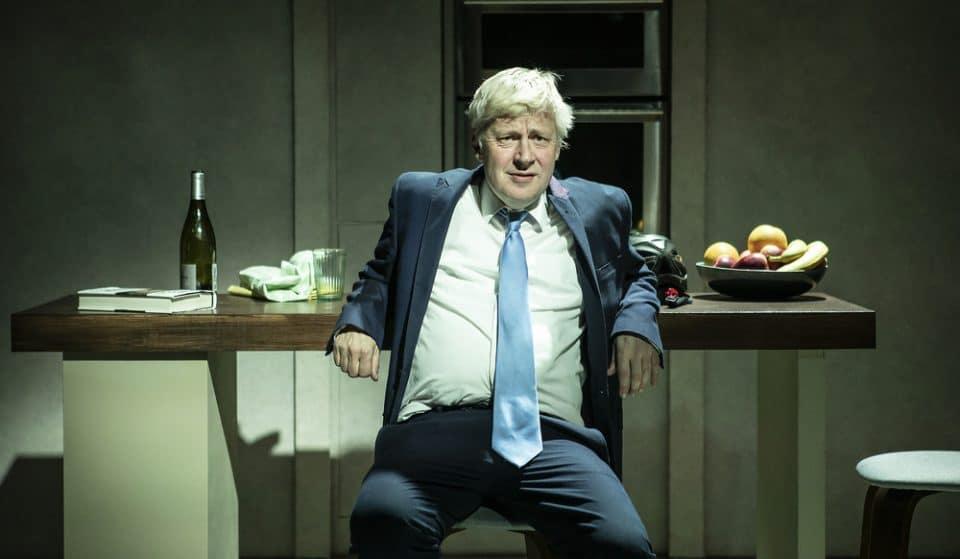'The Last Temptation Of Boris Johnson' Is An Enjoyably Silly Satire