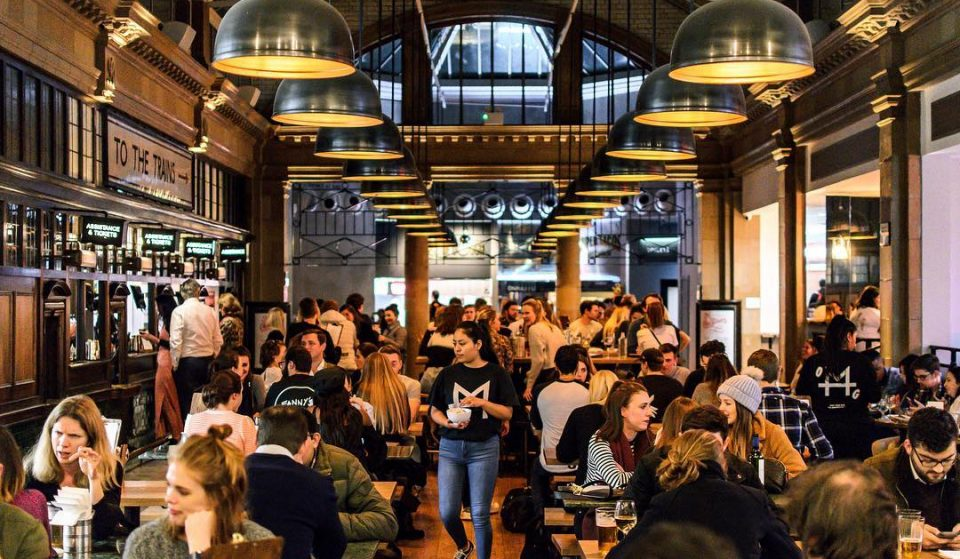 We're Getting Another Rather Swish New Food Hall Next Year