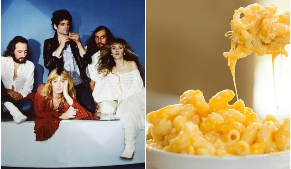 London Is Getting A 'Fleetwood Mac & Cheese Disco', And We're So Here For It