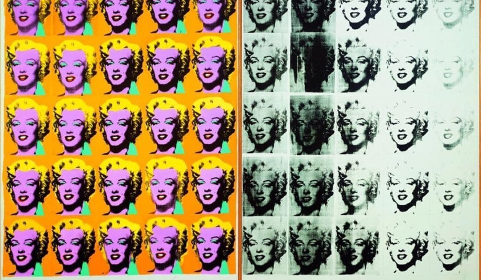 A Huge Andy Warhol Exhibition Is Currently In Place At Tate Modern