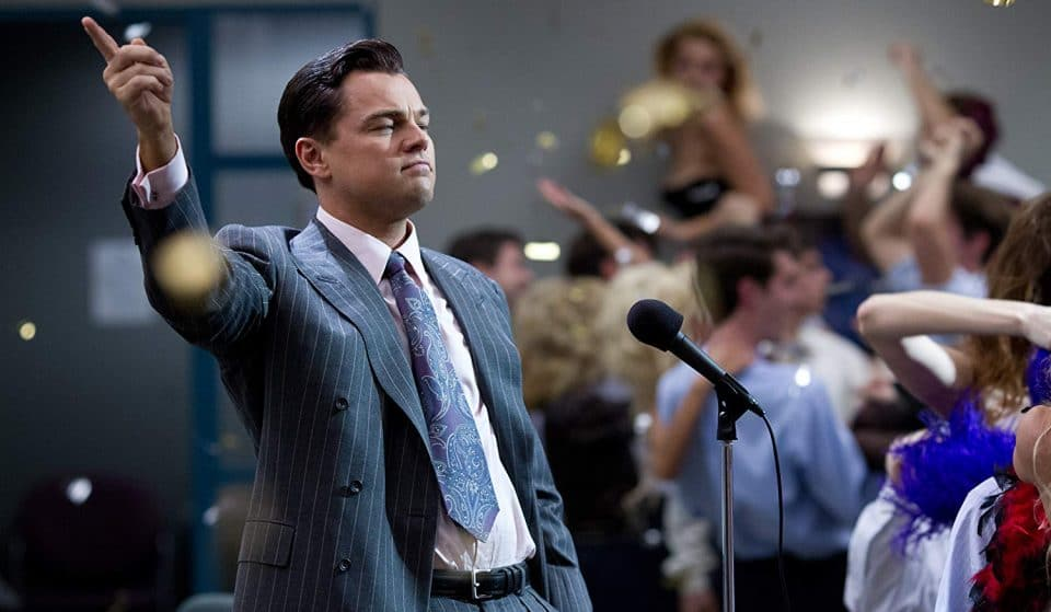 An Immersive 'Wolf Of Wall Street' Experience Arrives In London This Year