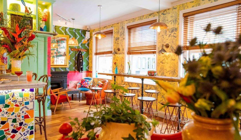 London's New Bottomless Margarita Brunch Is A Dangerous Delight
