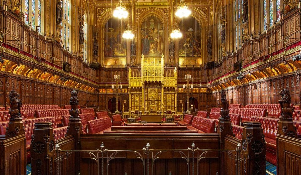 Dine Like Royalty At This Dinner And Tour In The Houses Of Parliament