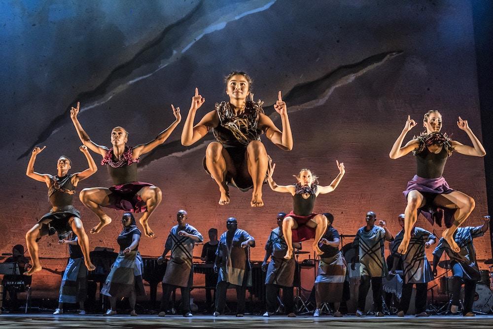 The Legendary Soweto Gospel Choir Star In This Stunning Zulu Ballet