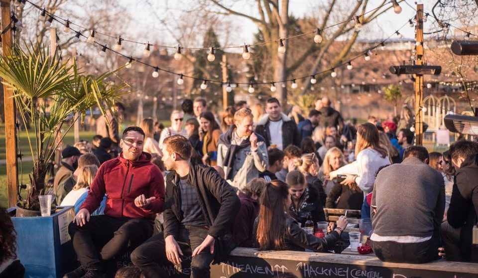 London Has Been Crowned Best Place In The UK… For Beer Gardens
