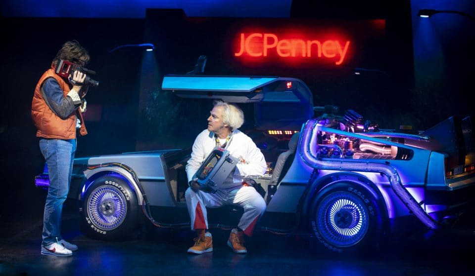 A Back To The Future Musical Will Hit The West End Next Year
