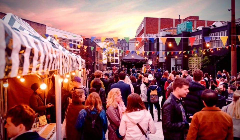 East London's Fabulous Night Market Is Back This Weekend