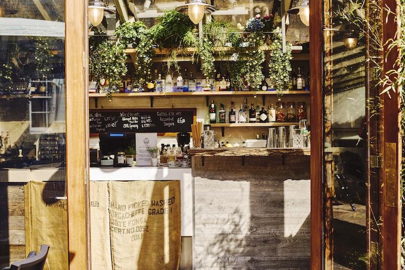 Bar Cheslea Courtyard