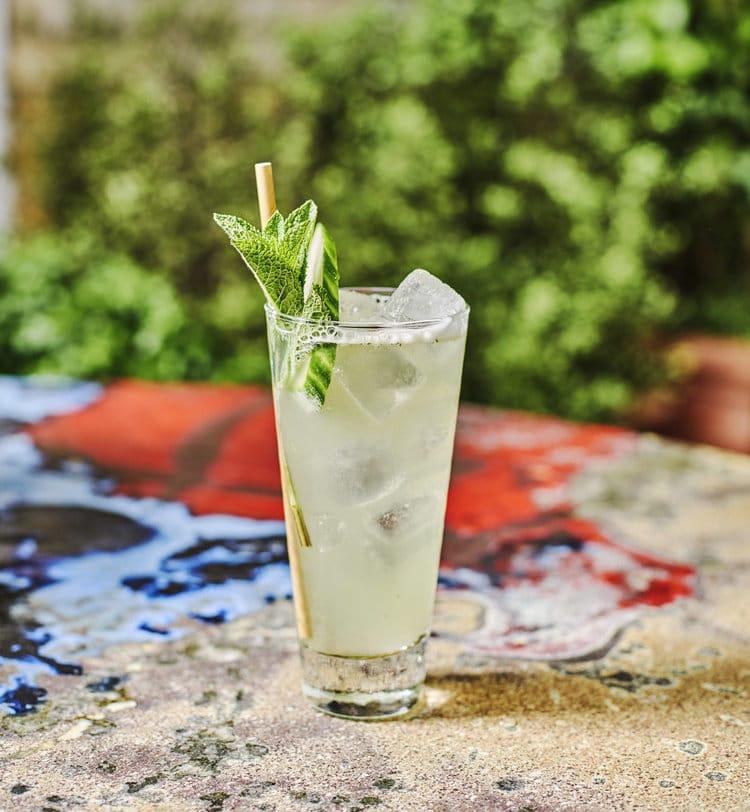 Chelsea Gardener cocktail