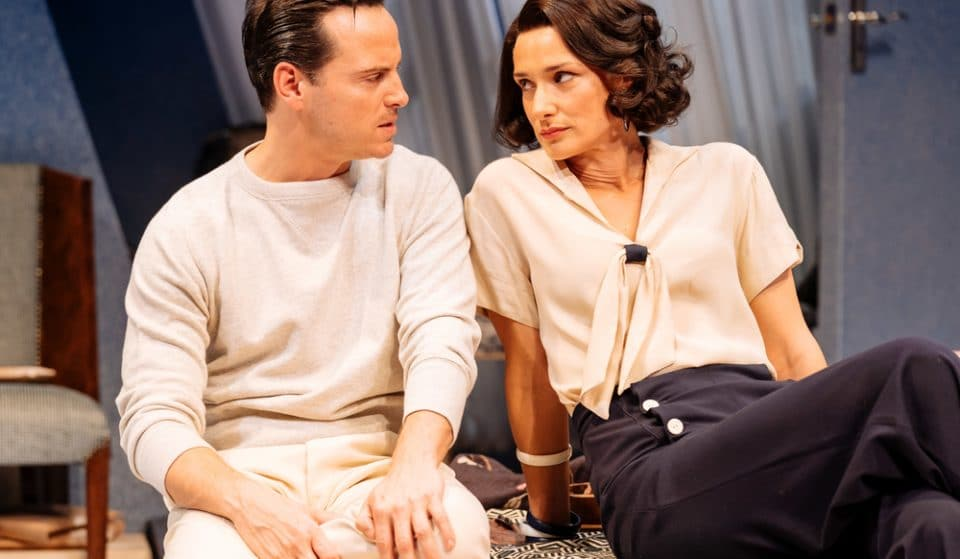 Andrew Scott Is Mesmerising In The Old Vic's 'Present Laughter'