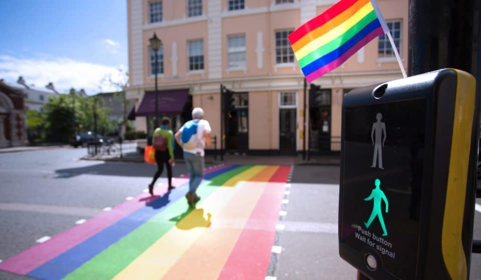 These Wonderful Pride-Themed Crossings Have Popped Up In South London
