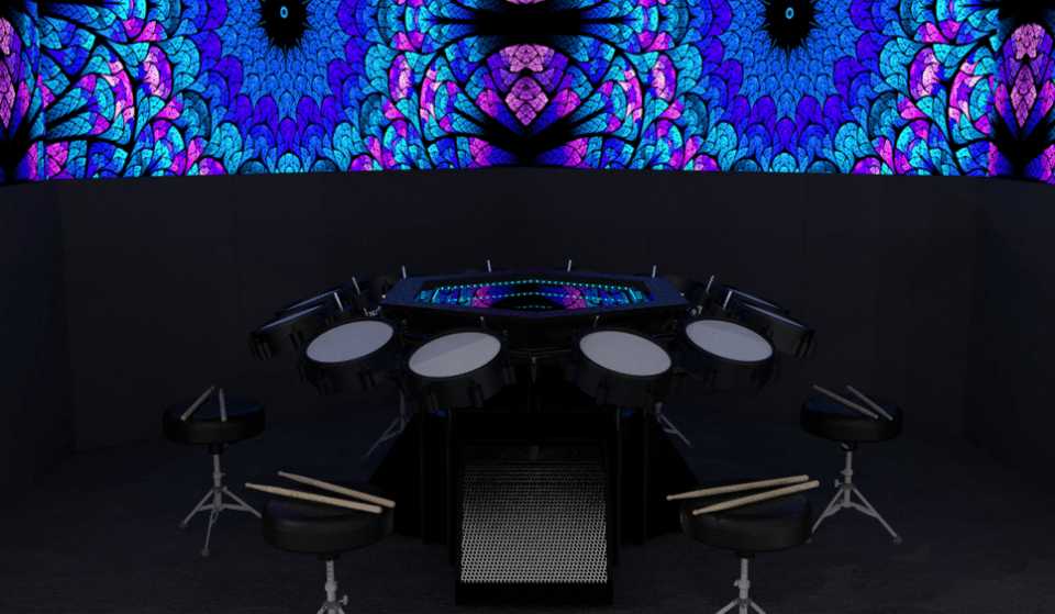 Bash Away Your Stress At This Immersive Drumming Experience