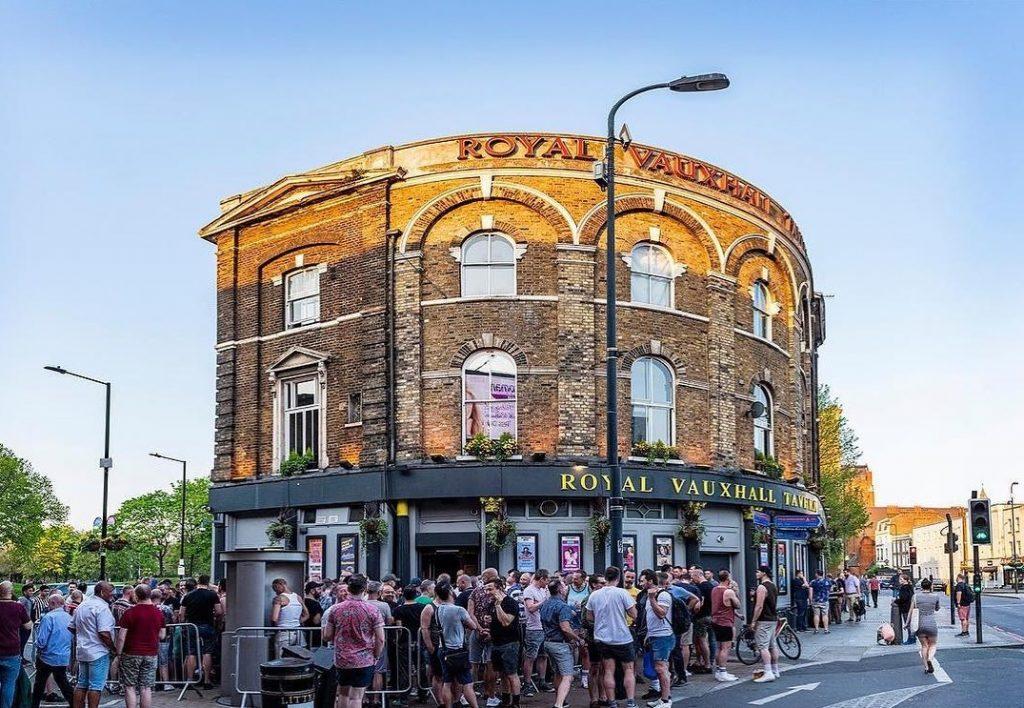 The Legendary London Pub Where Life's A Glorious Drag • Royal Vauxhall Tavern