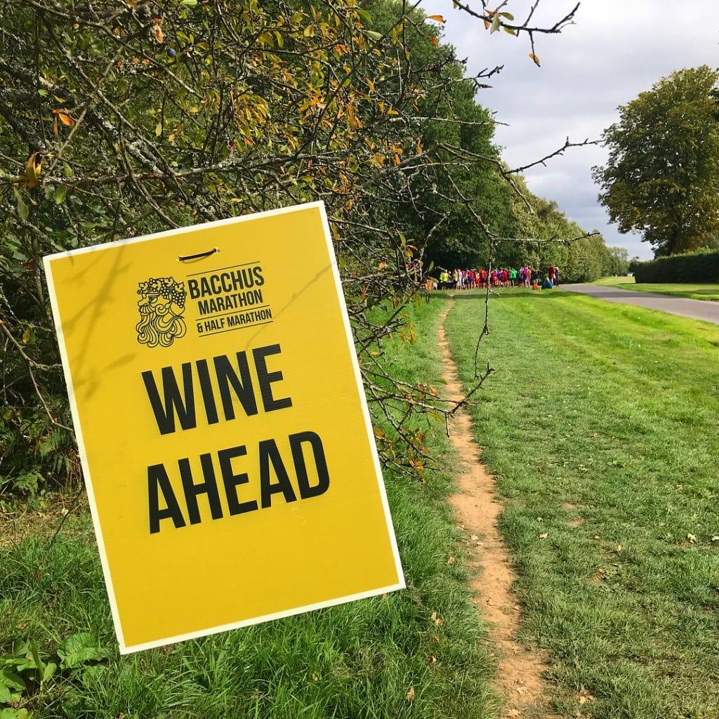 Wine marathon