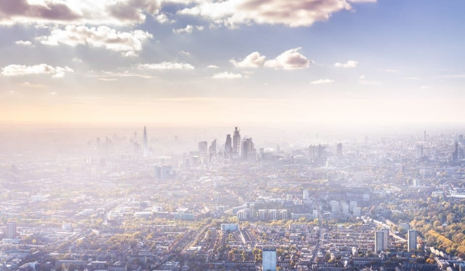 London Is Going Car-Free This Sunday To Tackle Air Pollution
